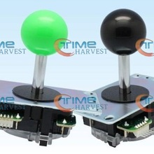 4pcs of Official original Sanwa JLF-TP-8YT joystick with 5-Pin Wiring Harness for Arcade