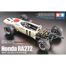 1/20 TAMIYA 20043 Honda RA272 (1965 gagnant du mexique) modèle hobby