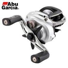 NEW Abu Garcia Brand SILVER MAX3 SMAX3 Left Right Hand BaitCasting Fishing Reel 5+1BB 6.4:1 209g Bait Casting Reel