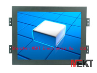 19 Inch Industrial Monitor For Panel Mount With Rugged Frame 1280 1024 With 450 Nit Brightness