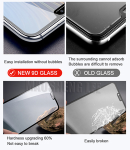 Image 3 - 2Pcs/lot 9D Glass For Xiaomi Mi 8 SE Mi 8 Explore Mi 8 Lite Tempered Glass Screen Protector For Xiaomi Pocophone F1 full cover