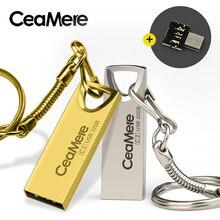Ceamere C2 USB דיסק און קי 8gb/16gb/32gb/64gb עט כונן Pendrive Usb 2.0 דיסק און קי זיכרון מקל usb דיסק 512mb 256mb
