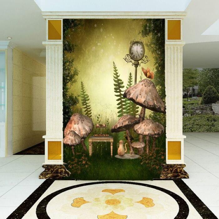 Aliexpress.com : große wandbild fantasy wald hintergrund ...