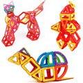 90 шт. Магнитный Конструктор Мини Строительные Блоки Строительные Игрушки для Детей Развивающие Игрушки Пластиковые Творческий ABS Пластиковые Кирпичи Для Детей