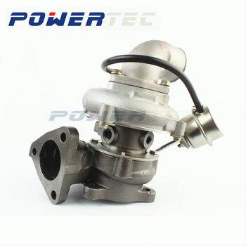 เครื่องชาร์จ turbo 715924 turbine สำหรับ KIA Pregio 2.5 TCI D4BH 4D56TCi 69 กิโลวัตต์ 2002 - complete turbo charger 28200-42610 715924-5003 S