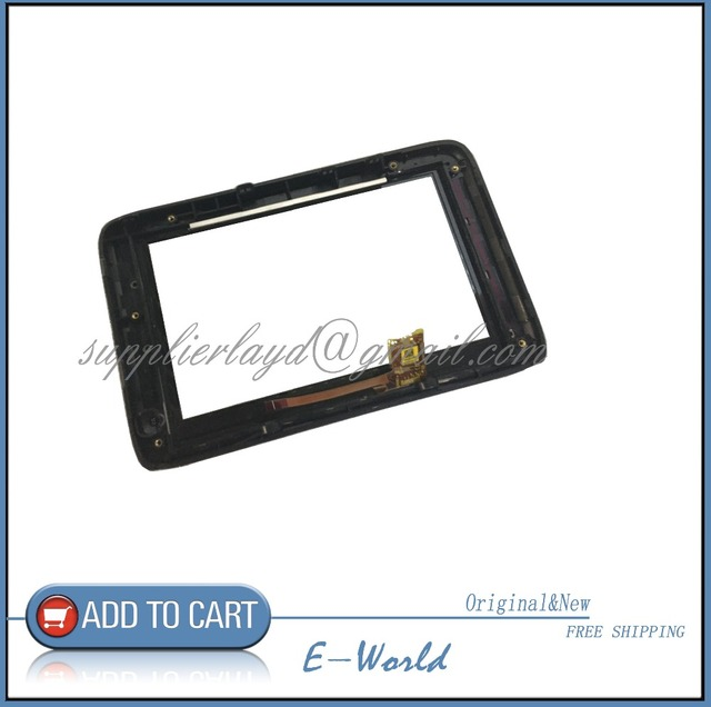 Original 4.3'' inch for TomTom Go Live 1000 touch screen glass free shipping