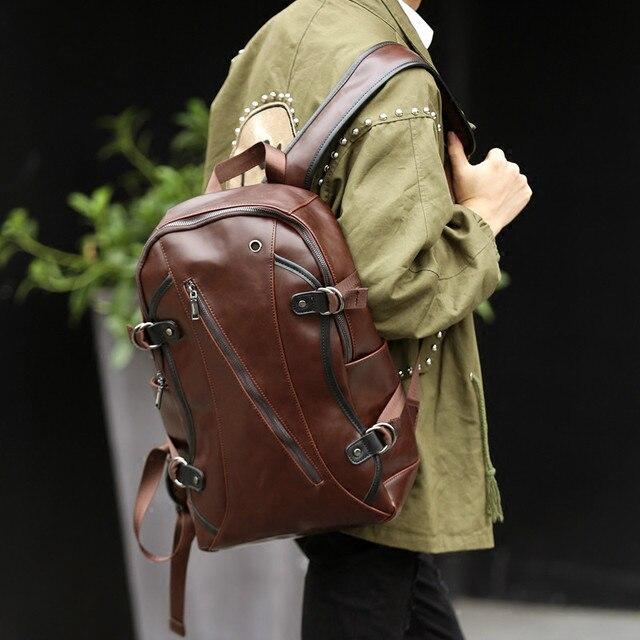 Tidog shoulder bag backpack men fashion travel backpack