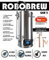 ROBOBREW 35L-GEN.3.1-домашняя пивоварня все в одном