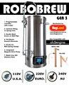 ROBOBREW 35L-GEN.3.1-cerveza casera todo en uno