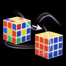 Флеш-куб, восстановление фокусов, мгновенное восстановление, куб, крупным планом, сценический реквизит, аксессуары, комедийные иллюзии, волшебный трюк