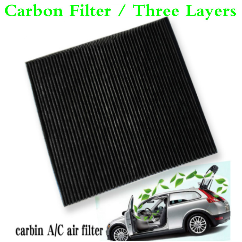 For Honda HR V 2015 2018 Car Activated Carbon Cabin Fresh Air Filter Air Conditioning Filter