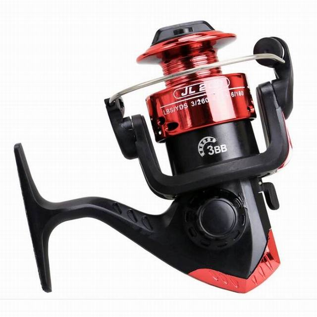 The Most Comfortable Smallest Lightest Cheapest Fishing Reel Thread 0.18mm/240M 150g JL200 Good Tool for Even Fishing Experts