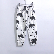 2016 fashion baby leggings cute baby boy pants stripe newborn baby trousers children girls tights free shipping