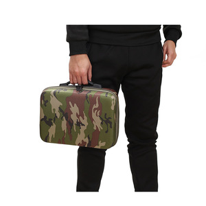 Image 5 - New Camouflage Storage Bag NS Carrying Case for Nintend Switch Nylon EVA Handbag Shockproof for Nintendo Switch Game Accessories