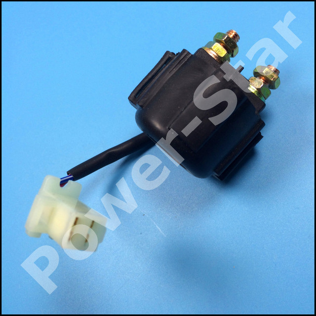 Auto Scooter Starter Solenoid Relay GY6 50cc 150cc Chinese ATV 4 ...