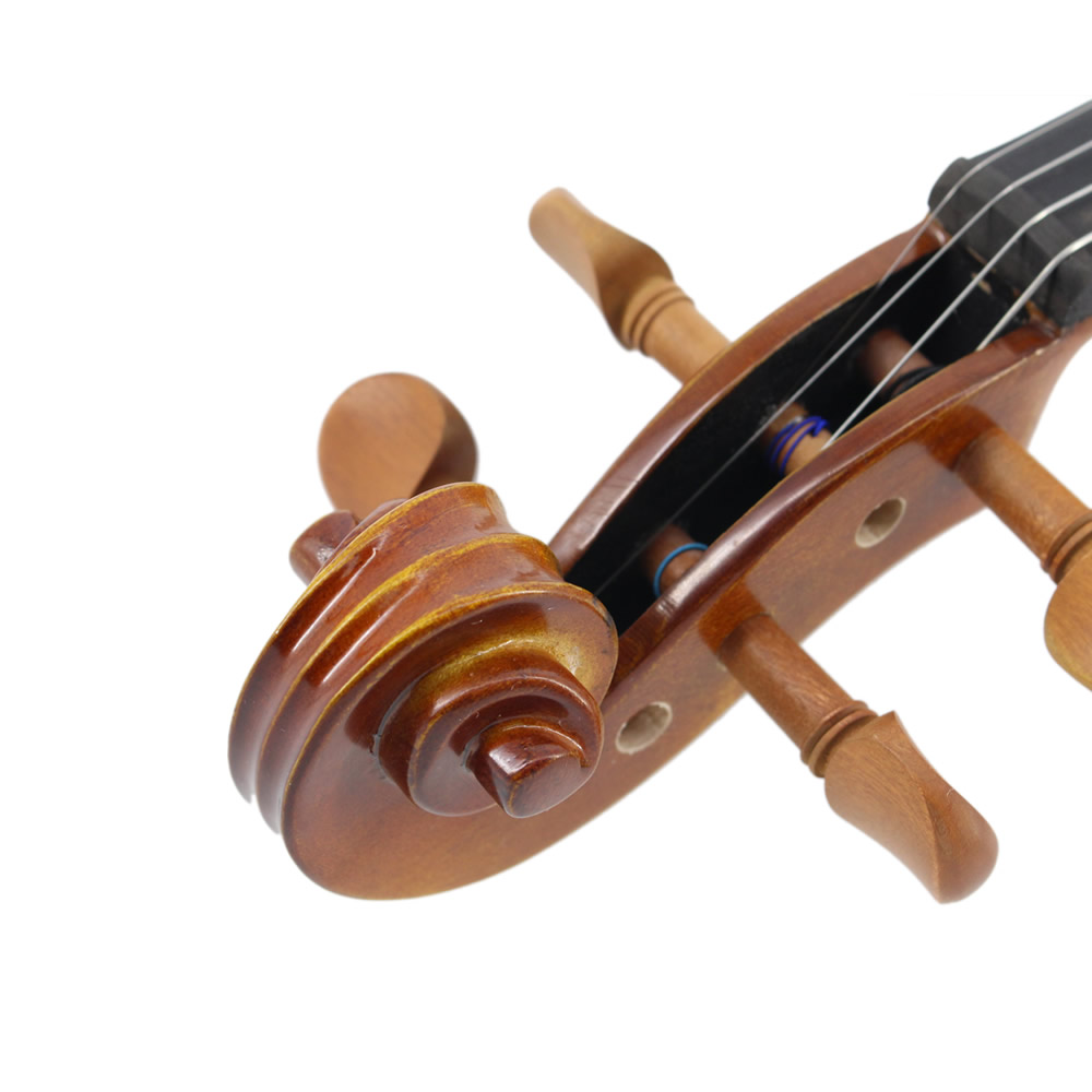 Naomi 1/2 Violin Fingerboard Ebony Wood Fingerboard For 1/2 Size Violin New Violin Parts Accessories Musical Instruments Sports & Entertainment