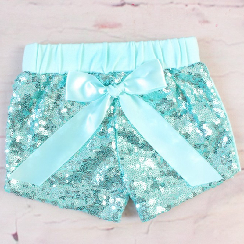 Glittery Sequin Shorts girls gold shorts birthday outfit toddler sequin