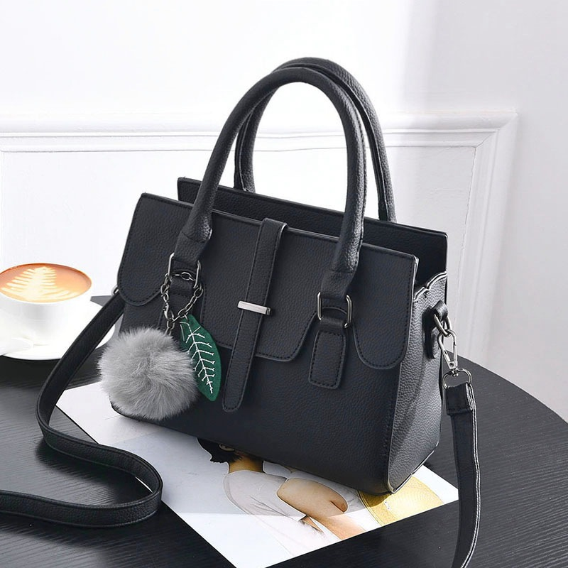 ФОТО Hot Sale 2017 New Fashion Big Bag Women Shoulder Messenger Bag Ladies Handbag