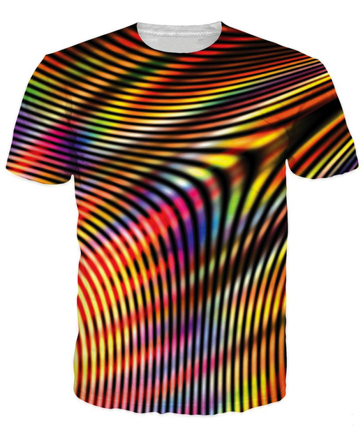 3d hologram t shirt