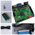 USB BLASTER + LCD1602 + altera fpga board + altera placa altera fpga Placa de Desarrollo + fpga Placa de desarrollo