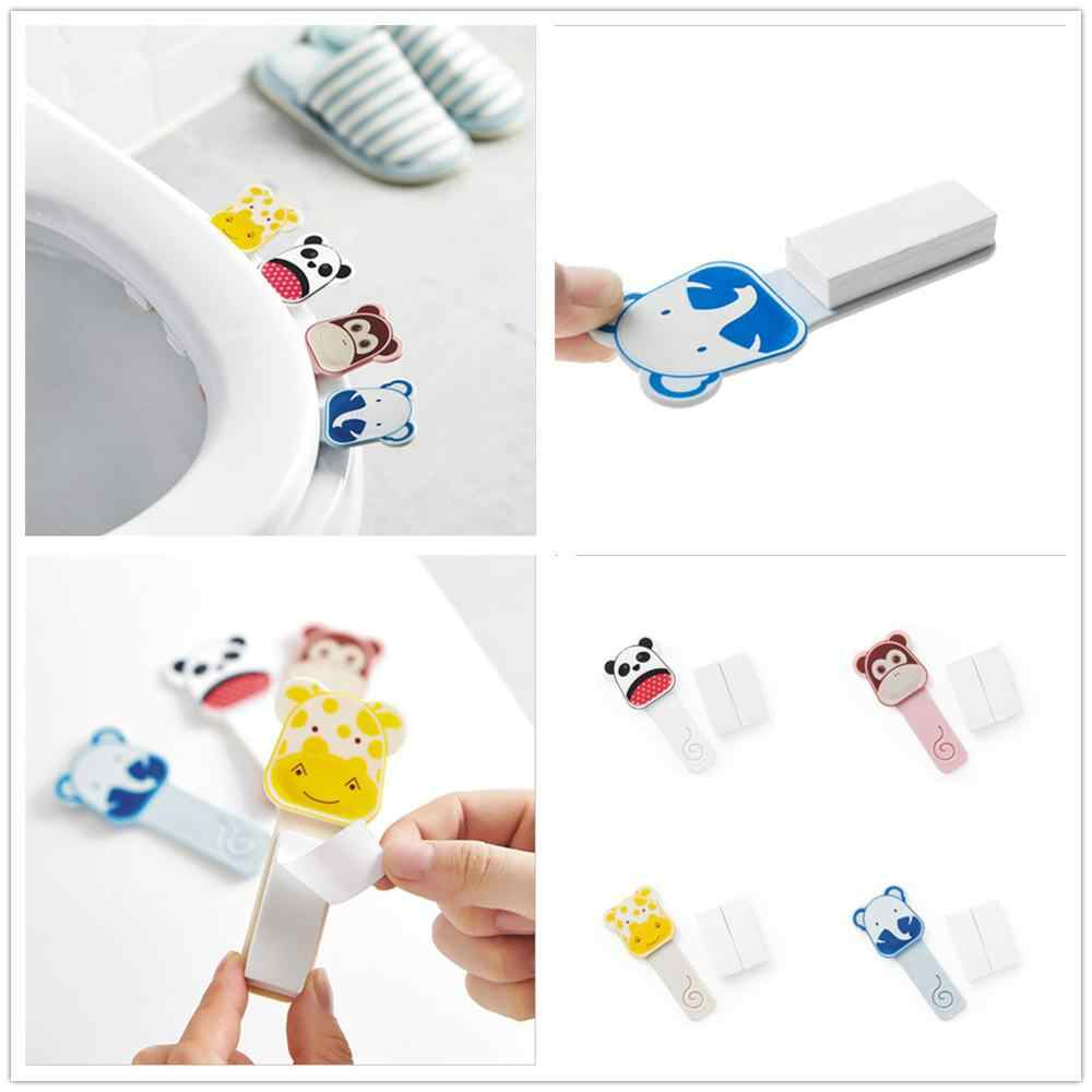 Bath Seat Toilet Seat Lifter Toilet Seat Cover Lifter Handle Avoid Touching Hygienic Clean Supplies Cover Toilet Seat Lifte #F