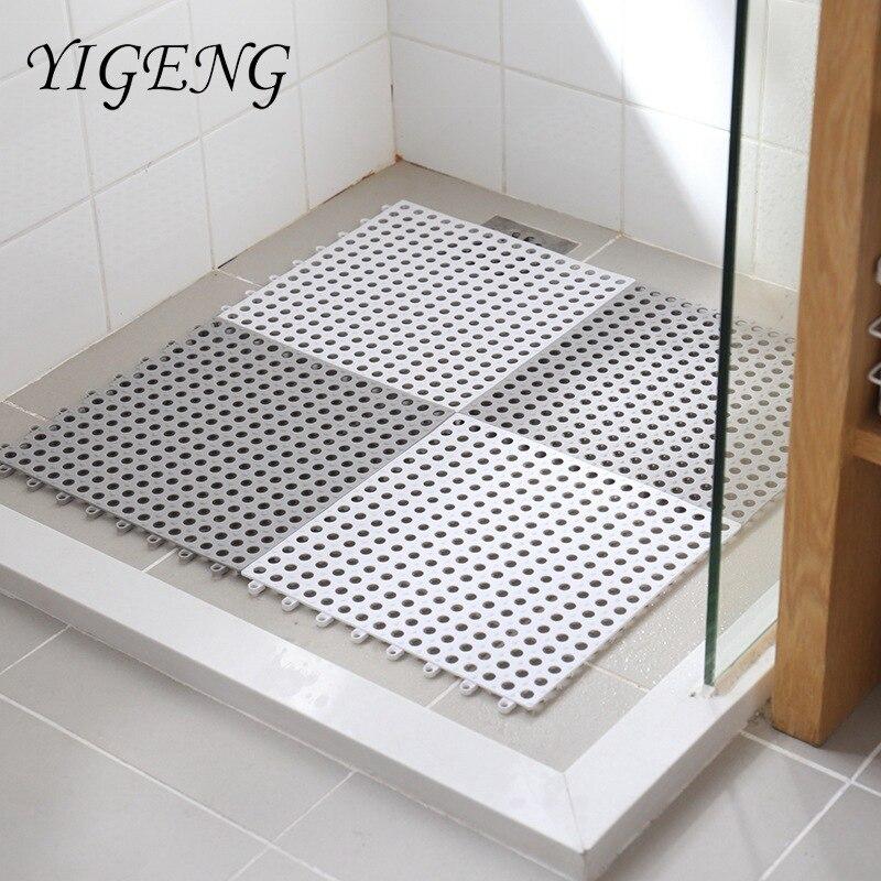 Bloombety Houzz Bathrooms With Floor Mat Houzz Bathrooms: Non Slip Bath Mats Bathroom Square PVC Bathmats For Home