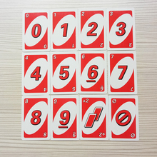 PVC Transparent Waterproof Playing Cards Thicken Paper Card Family Fun Poker Game Fold Entertainment Board Game family funny entertainment board game uno fun poker playing cards puzzle games brand new page 9
