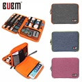 "BUBM Brand Digital Accessories Storage Bag,Cable Organizer, Hard Drive Disk USB Flash,Case For ipad Air 9.7"" Tablet Free Ship"