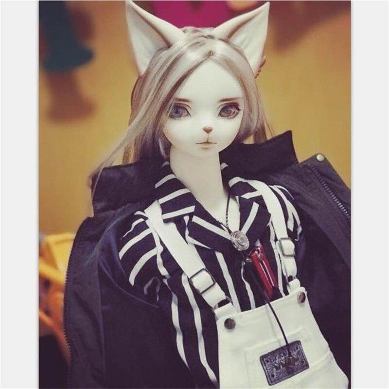 ShugoFairy Оскар коготь создания Dear Mine 1/4 BJD куклы обувь для девочек мальчиков высокое качество игрушечные лошадки магазин каучуковые фигурки по...
