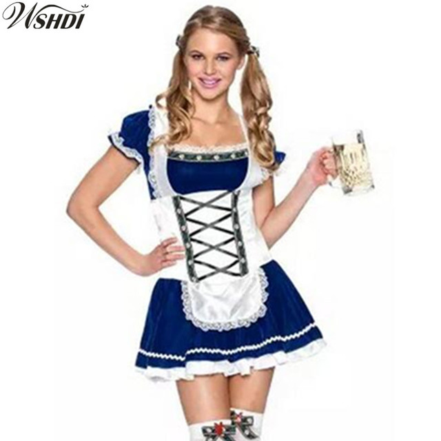 Sexy Dirndl Girls