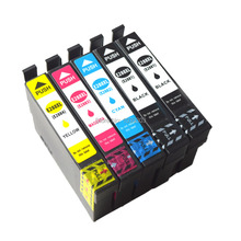 все цены на 5 Pack Ink Cartridge Compatible for Epson 288 288XL Replacement for Epson Expression Home XP-330 XP-434 XP-430 printer  онлайн