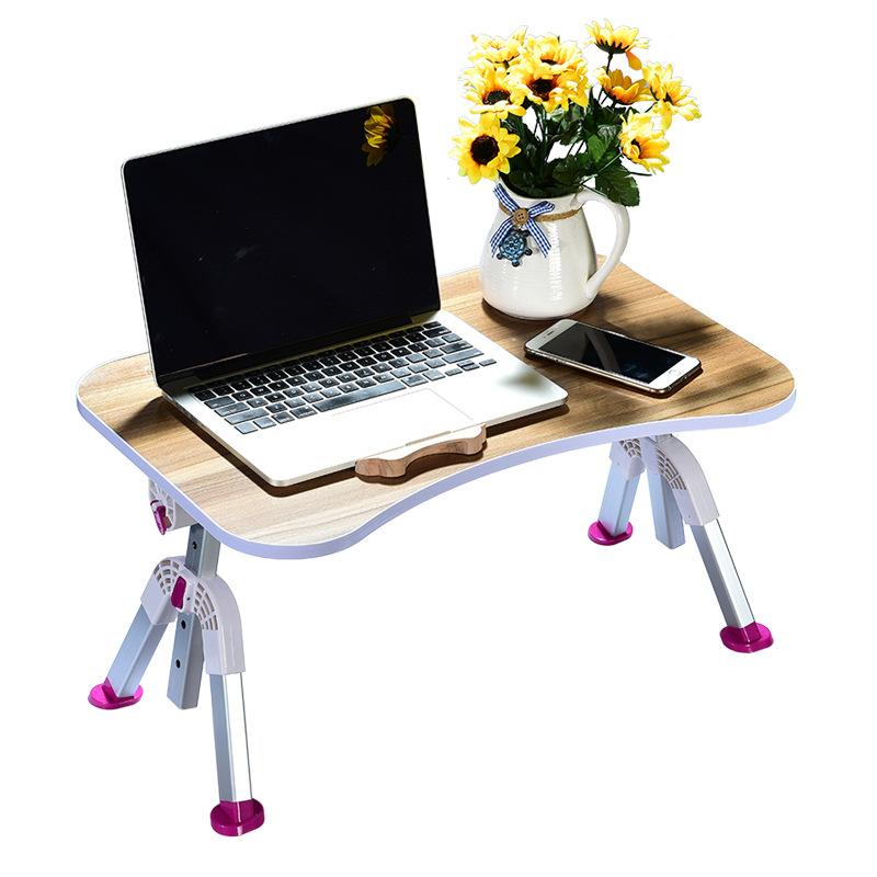 Multifunction Portable Foldable Laptop desk Lazy Bed sofa outdoor use table for MacBook HP Lenovo Huawei Asus Dell notebook