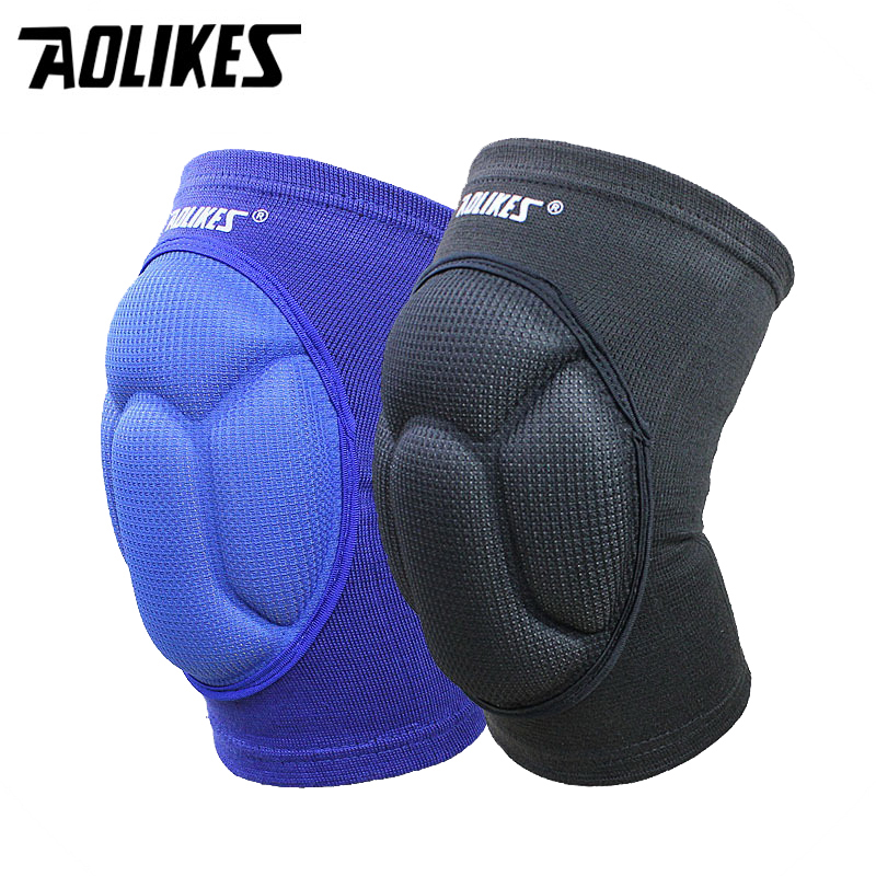 Fitness & Body Building Pens, Pencils & Writing Supplies Aolikes 1pair Children Knee Support Kids Knee Protection Crawling Sport Safety Crossfit Knee Pad Dance Soccer Skating Kneecap Handsome Appearance