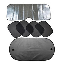 Sunshade Sun Shade Stoopable Sun Shading Thickening Sunscreen Sun Shading Board Car Shade Sun Block 6