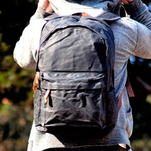 Muchuan тканевая Женская восковая Холщовая Сумка ретро открытый рюкзак большой рюкзак мужская альпинистская сумка