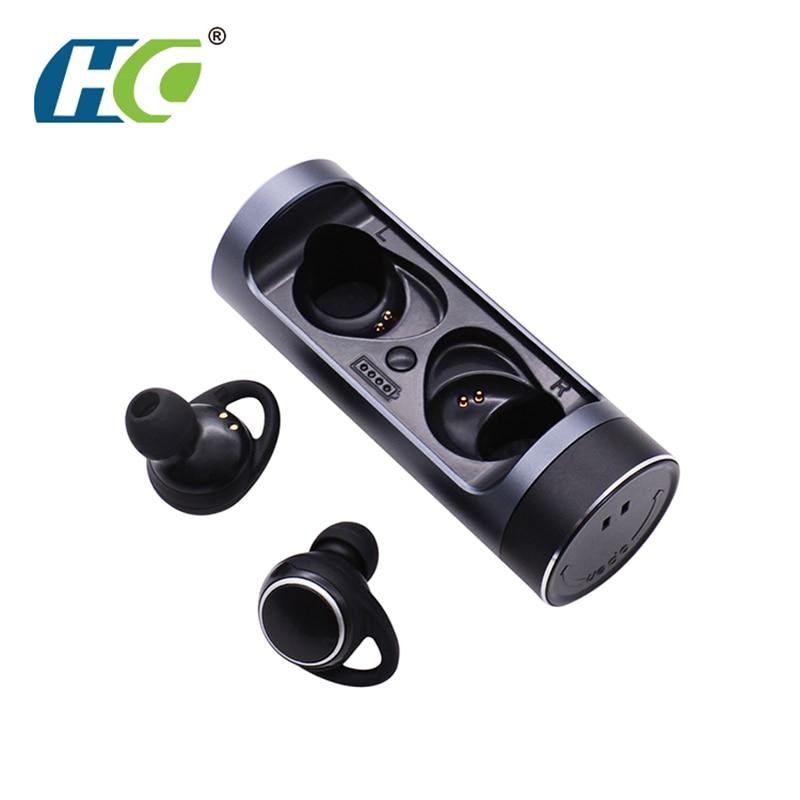 Showkoo Mini Tws Bluetooth 5.0 Écouteurs Avec Micro Réduction Du Bruit Bluetooth Écouteur Pour Nokia 6 7 Plus Htc One M8 m9 Casque