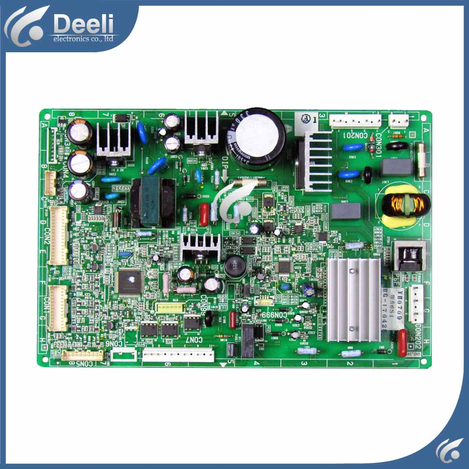 95% new used for refrigerator module board NR-W56S1 inverter board driver board frequency control panel l175d l174d driver board 491641300100r ilif 092 signal board used disassemble