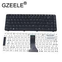 GZEELE New US Laptop keyboard for HP compaq Presario G50 CQ50 CQ50 100 CQ50 200 486654 001 CQ50 100Z CQ50T 100 CQ50Z 100 black