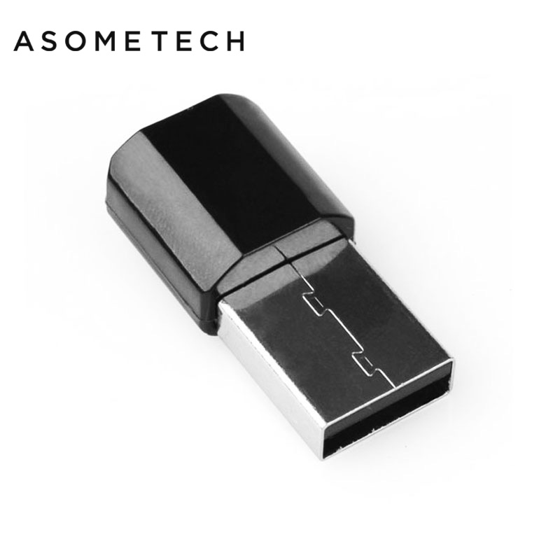 Bluetooth 4.0 Receiver Adapter Car Tablet Audio Music Wireless Receptor Dongle For Speaker AUX 3.5mm USB Auto Amplifier