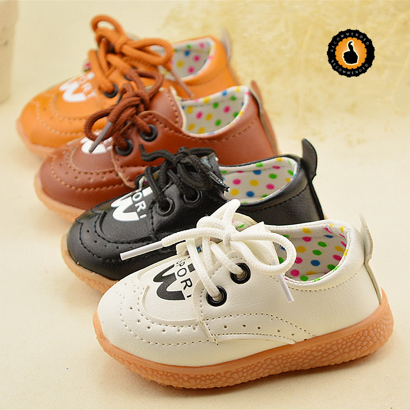 baby boys shoes 2016 new brand fashion leather Toddler ...