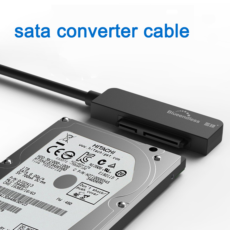4pcs/lot high speed sata converter cables type c adapter cable usb 3.0 extension cable OTG function for 2.5 3.5 hdd enclosure win8 10 mac android ftdi ft232rl usb rs232 db9 serial adapter converter cable