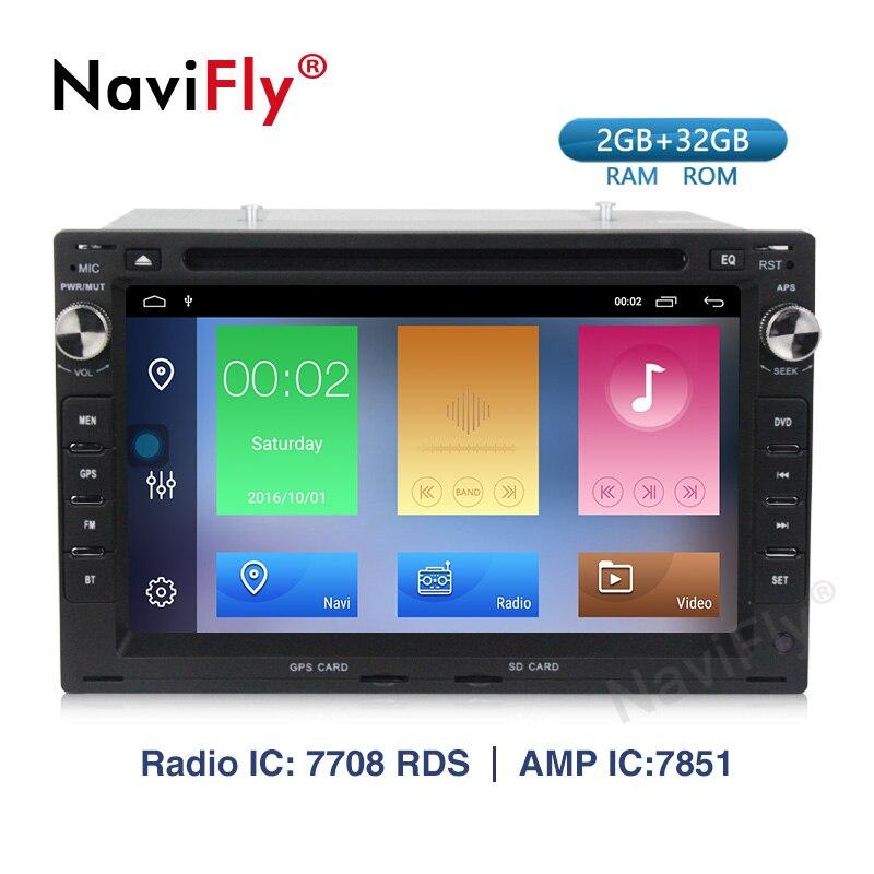 Navifly 2G 32G Android 9 1 font b Car b font dvd font b radio b