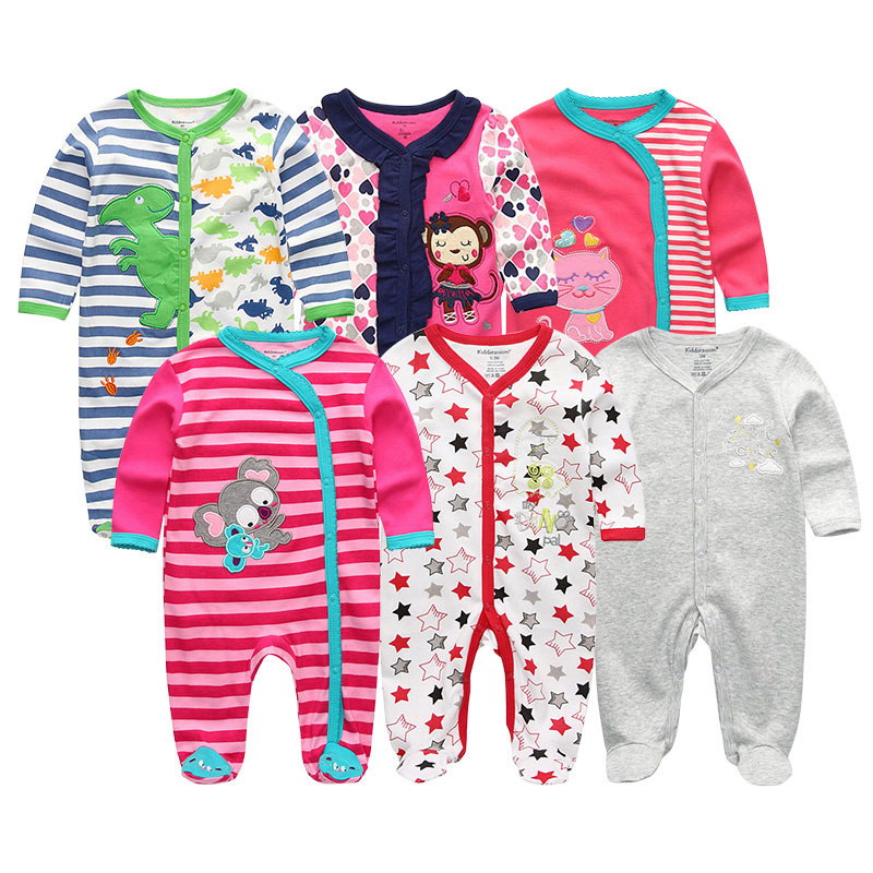 Baby Rompers6207