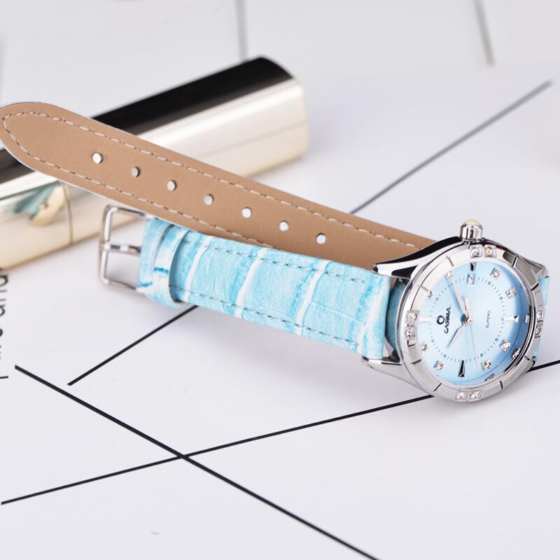 Women flesh quartz watch Luxury brand watches fashion wristwatch ...