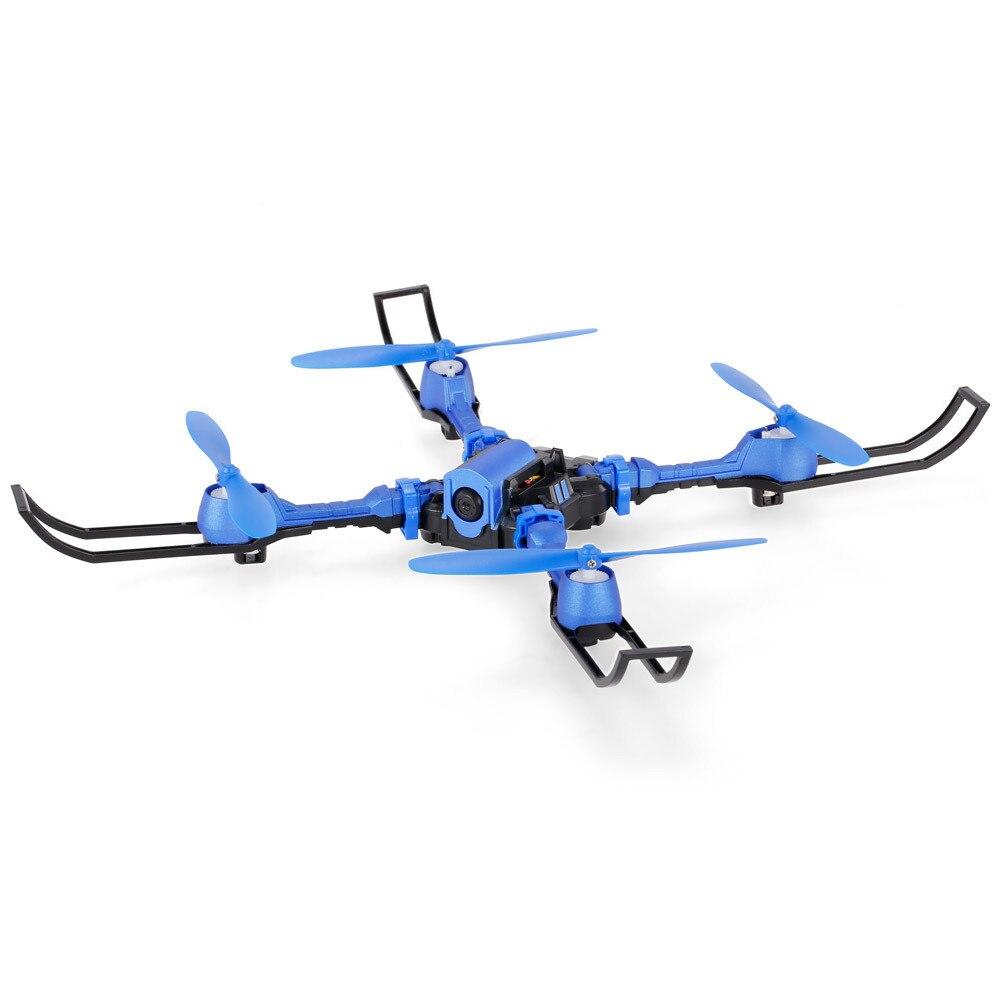 Yizhan iDrone I5HW деформационные Дроны с камерой складной Дрон Радиоуправляемый вертолет радиоуправляемые игрушки для селфи Дрон мини Дрон - 5