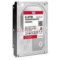 WD RED Pro 6 ТБ диск Сетевой накопитель 3,5 ''NAS жесткий диск красный ТБ об./мин. м 256 м кэш SATA3 HDD 6 ГБ/сек. WD6003FFBX