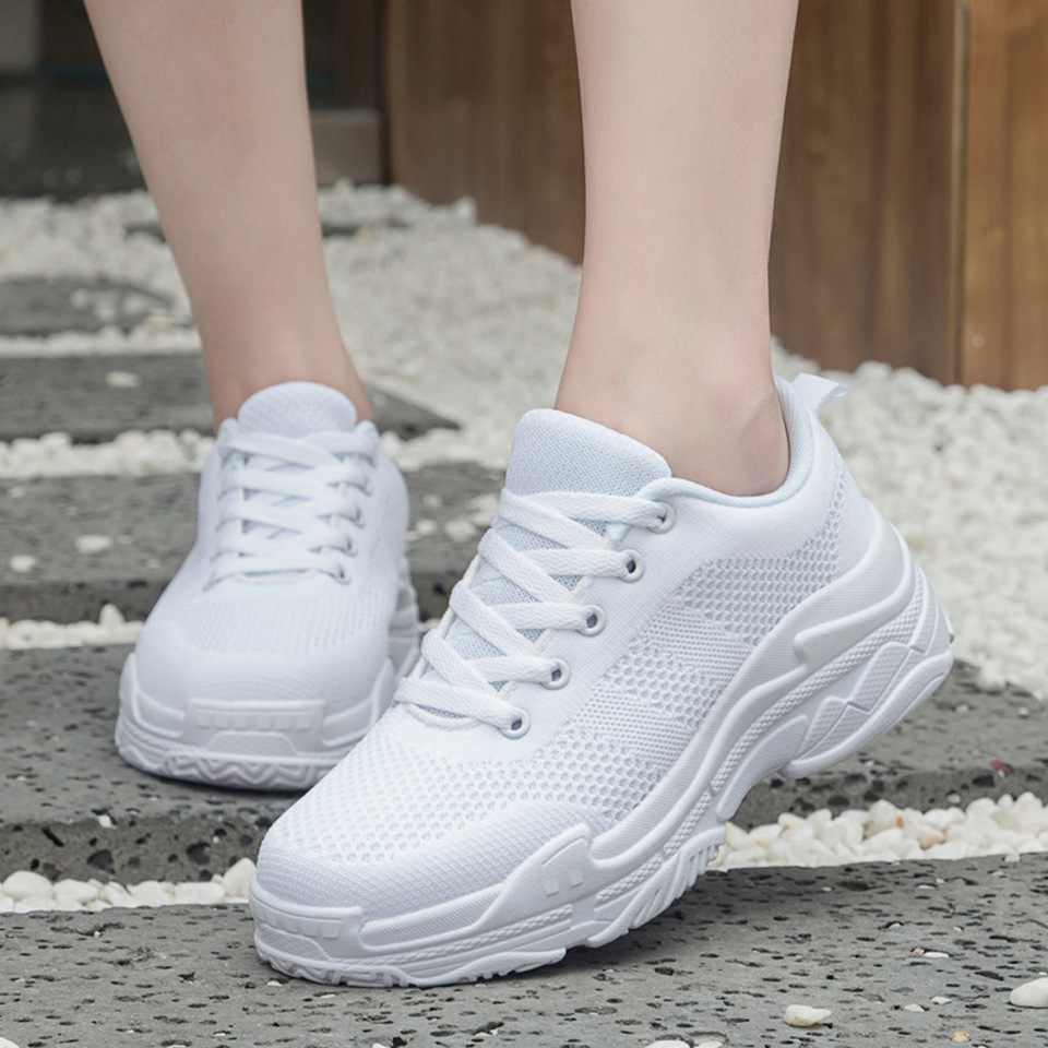 platform shoes women sneakers 2019