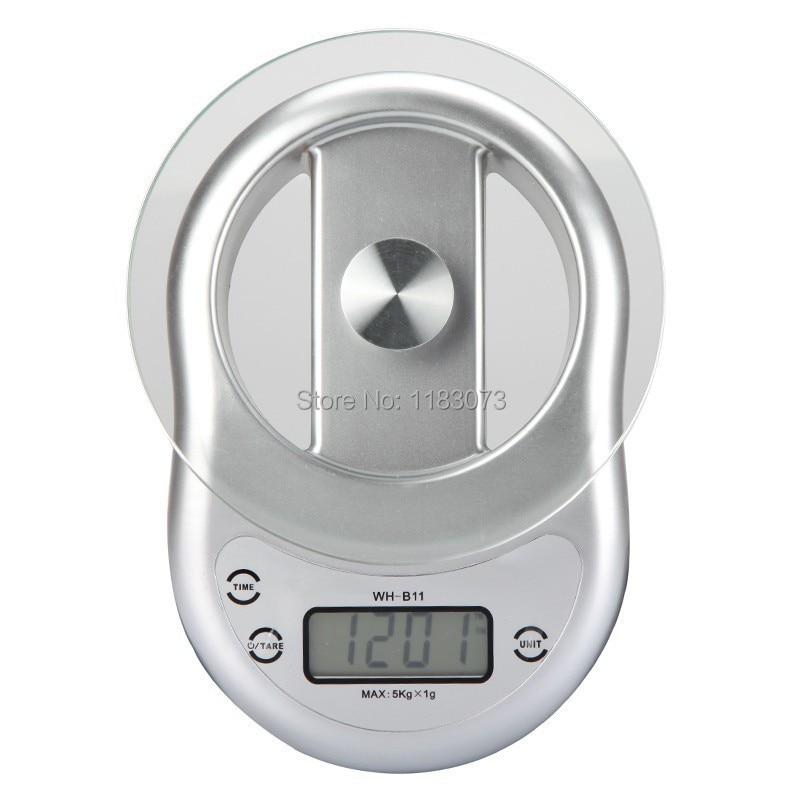 5 kg 1g bilancia da cucina elettronica con conto alla rovescia allarme funzione 5000g bilancia digitale