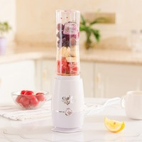 220V 500ML Mini Household Multifunction Portable Electric Fruit Juicer Food Mixer Automatic Bottle Juicer Cup EU/AU/UK Plug