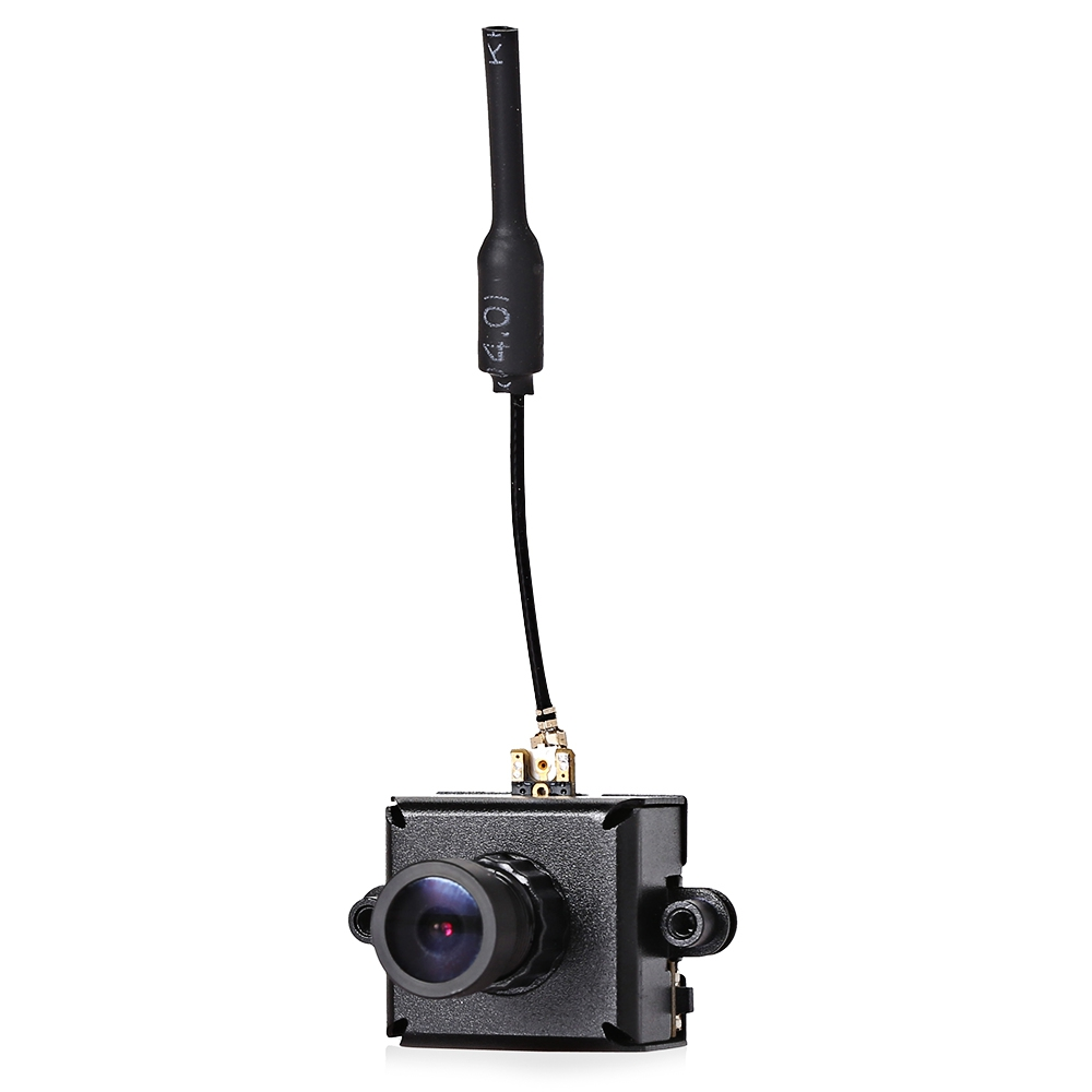 RC Toy Parts Accessories LST - S1 AIO 800TVL CMOS Mini FPV Camera with 5.8G 40CH 25mW VTX 3dBi Whip Antenna